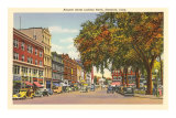 Atlantic Street, Stamford,  Connecticut Poster