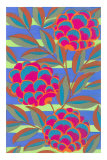 Flowers, Decorative Arts Prints
