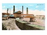 Sugar Mill, Cuba Posters