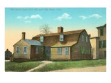 Old Rafety House, Mystic, Connecticut Print