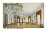 East Room, White House, Washington D.C. Posters