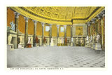Statuary Hall, Capitol, Washington D.C. Posters