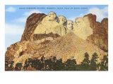 Mt. Rushmore, South Dakota Poster