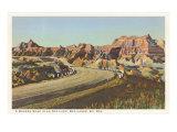 Badlands, South Dakota Posters
