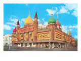 Corn Palace, Mitchell, South Dakota Art Print