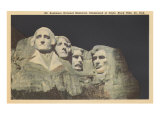 Mt. Rushmore, South Dakota Posters