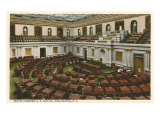 Senate Chamber, Washington D.C. Posters
