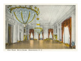 East Room, White House, Washington D.C. Poster