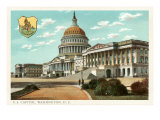 Capitol, Washington D.C. Posters