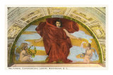 Melpomene, Library of Congress, Washington D.C. Posters