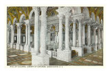 Columns, Library of Congress, Washington D.C. Posters