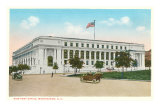Post Office, Washington D.C. Posters
