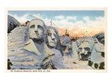 Mt. Rushmore, South Dakota Posters