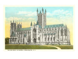 National Cathedral, Washington D.C. Poster