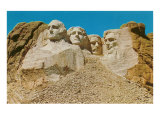 Mt. Rushmore, South Dakota Prints