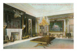State Dining Room, White House, Washington D.C. Photo