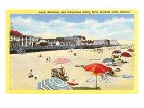 Rehoboth Beach, Delaware Print