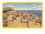 Rehoboth Beach, Delaware Kunstdruck
