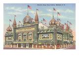 Corn Palace, Mitchell, South Dakota Print
