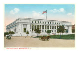 Post Office, Washington D.C. Poster