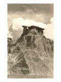 Table Butte, Badlands, South Dakota Posters