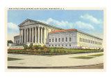 Supreme Court, Washington D.C. Posters