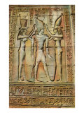 Egyptian Bas-Relief Posters
