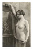 Exotic Vintage Nude Posters
