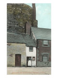 Smallest House in Great Britain Print