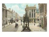 Nottingham, England, 1901 Poster