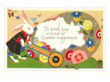 To Wish You a Load of Easter Happiness Posters
