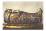 King Tut Outer Mummy Case Prints