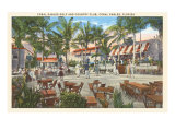 Country Club, Coral Gables, Florida Posters