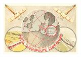 Hotel Cosmopolite Copenhagen Print