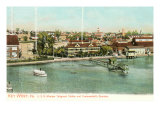Coast, Key West, Florida Print