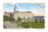 Vinoy Park Hotel, St. Petersburg, Florida Photo