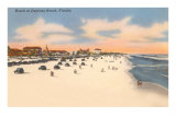 Beach, Daytona Beach, Florida Posters