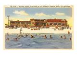 Beach, Pensacola, Florida Posters