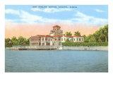 Ringling Mansion, Sarasota, Florida Posters