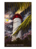 Lighthouse, Key West, Florida Poster