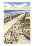 Boardwalk, Jacksonville, Florida Posters