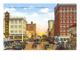 Downtown St. Petersburg, Florida Print