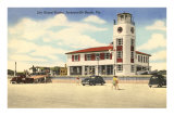 Life Guard Station, Jacksonville, Florida Photo