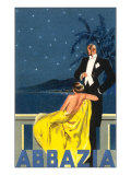 Abbazia, Sophisticated Couple Posters