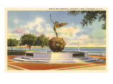 World War I Memorial, Jacksonville, Florida Poster