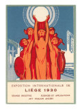 1930 International Exposition Posters