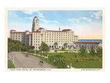 Vinoy Park Hotel, St. Petersburg, Florida Posters