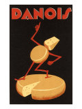 Danois Cheese Poster