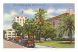 Post Office, Ocala, Florida Posters