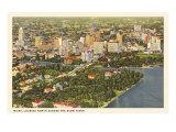 View of Miami, Florida Poster